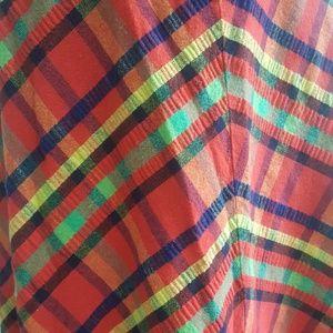 Skirts - Vintage Plaid Skirt.